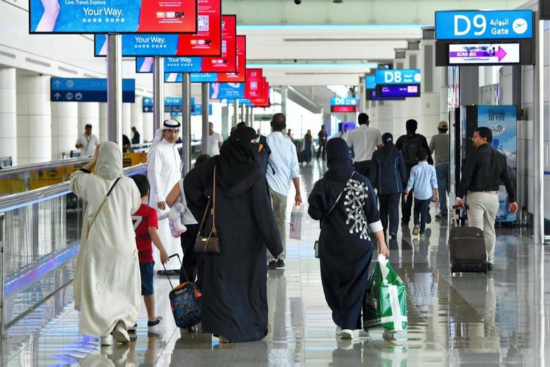 UAE brings in strict new coronavirus checks at all airports Airports across the globe are carrying out checks on travellers to cut the risk of spreading the virus. AFP