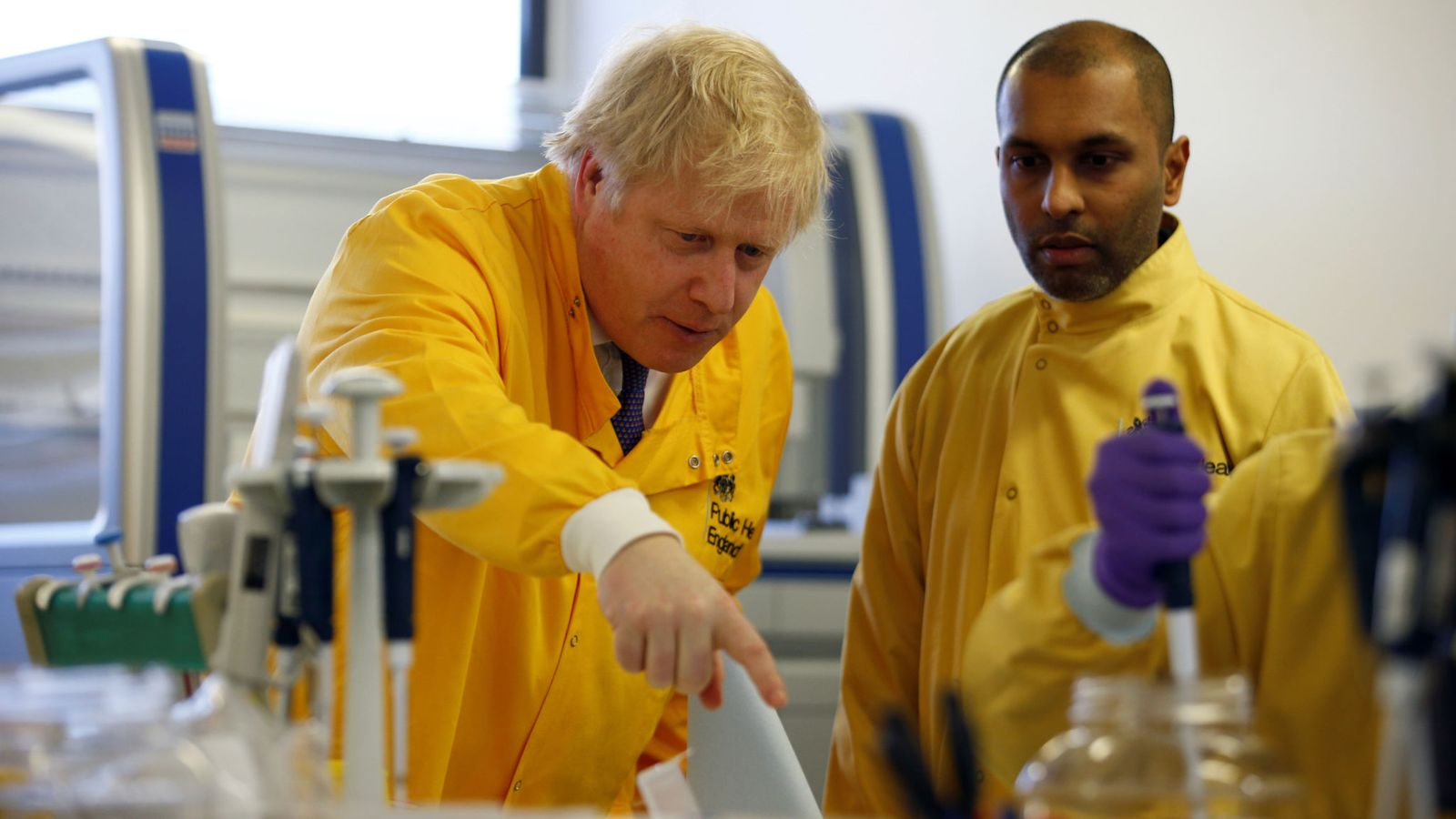 The PM said the government is 'making every possible preparation', amid expectations the virus will spread